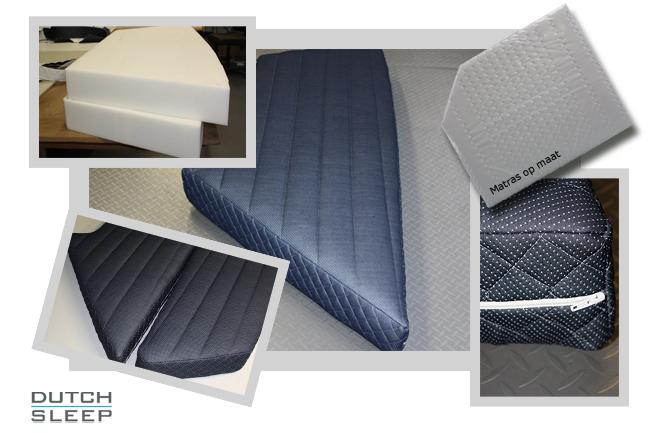 Dutchsleep matrassen fabriek uw boot caravan kussens op maat gemaakt kussens boot caravan - Kussen caravan ...